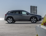 2021 Mercedes-Benz GLA 220d (Color: Mountain Grey Magno) Side Wallpapers 150x120 (41)