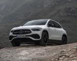 2021 Mercedes-Benz GLA 250 (Color: Digital White) Front Three-Quarter Wallpapers 150x120 (6)
