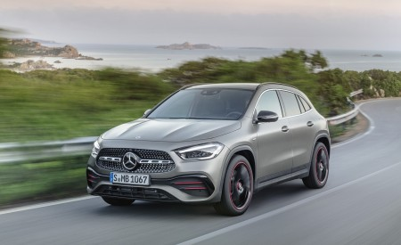 2021 Mercedes-Benz GLA Wallpapers & HD Images