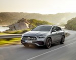 2021 Mercedes-Benz GLA Edition1 AMG Line (Color: Mountain Grey MAGNO) Front Three-Quarter Wallpapers 150x120 (4)