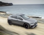 2021 Mercedes-Benz GLA Edition1 AMG Line (Color: Mountain Grey MAGNO) Front Three-Quarter Wallpapers 150x120 (5)