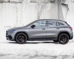 2021 Mercedes-Benz GLA Edition1 AMG Line (Color: Mountain Grey MAGNO) Side Wallpapers 150x120 (21)