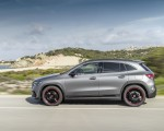2021 Mercedes-Benz GLA Edition1 AMG Line (Color: Mountain Grey MAGNO) Side Wallpapers 150x120 (10)