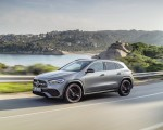 2021 Mercedes-Benz GLA Edition1 AMG Line (Color: Mountain Grey MAGNO) Side Wallpapers 150x120 (11)