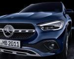 2021 Mercedes-Benz GLA Edition1 Progressive Line (Color: Galaxy Blue) Headlight Wallpapers 150x120 (41)