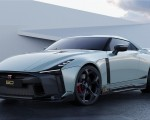 2021 Nissan GT-R50 by Italdesign Front Three-Quarter Wallpapers 150x120 (8)