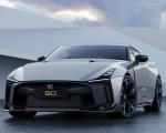 2021 Nissan GT-R50 by Italdesign Front Wallpapers 150x120 (6)
