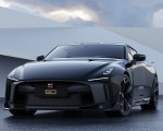 2021 Nissan GT-R50 By Italdesign Wallpapers HD
