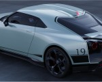 2021 Nissan GT-R50 by Italdesign Rear Three-Quarter Wallpapers 150x120 (9)
