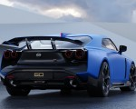 2021 Nissan GT-R50 by Italdesign Rear Wallpapers 150x120 (13)