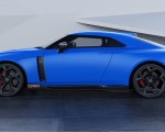 2021 Nissan GT-R50 by Italdesign Side Wallpapers 150x120 (12)