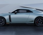 2021 Nissan GT-R50 by Italdesign Side Wallpapers 150x120 (10)