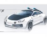 2020 Alpine A110 SportsX Concept Design Sketch Wallpapers 150x120 (10)