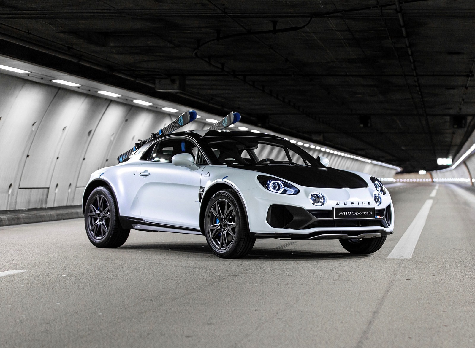 2020 Alpine A110 SportsX Concept Front Three-Quarter Wallpapers (4)