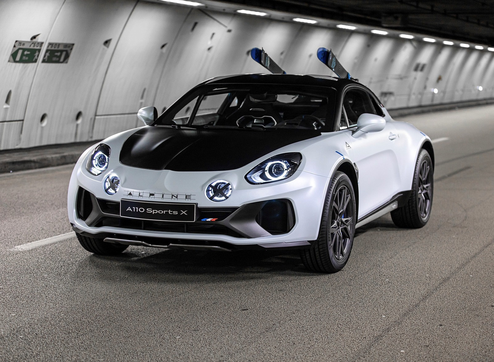 2020 Alpine A110 SportsX Concept Front Three-Quarter Wallpapers (5)