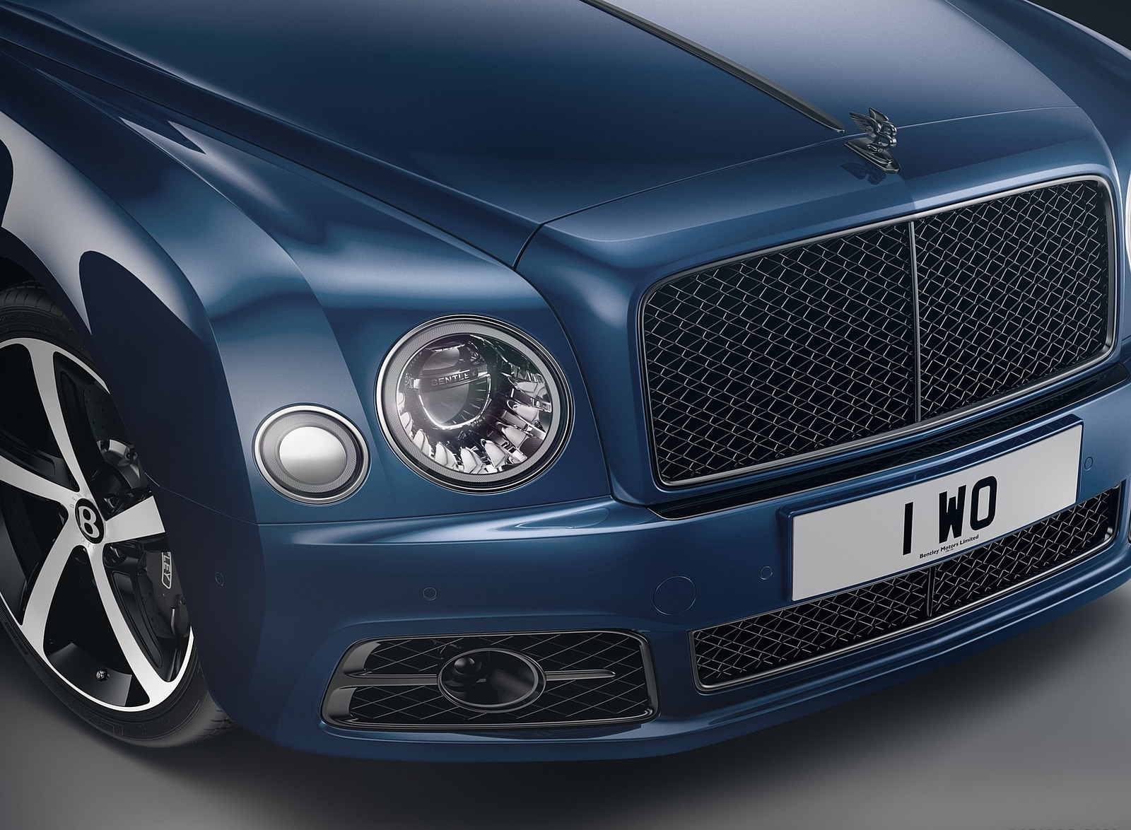 2020 Bentley Mulsanne 6.75 Edition by Mulliner Detail Wallpapers (4)