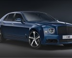 2020 Bentley Mulsanne 6.75 Edition by Mulliner Front Three-Quarter Wallpapers 150x120 (2)
