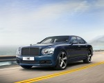 2020 Bentley Mulsanne 6.75 Edition by Mulliner Front Three-Quarter Wallpapers 150x120 (1)