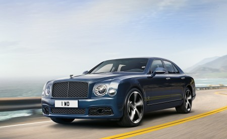 2020 Bentley Mulsanne 6.75 Edition By Mulliner Wallpapers HD