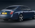 2020 Bentley Mulsanne 6.75 Edition by Mulliner Rear Three-Quarter Wallpapers 150x120 (3)