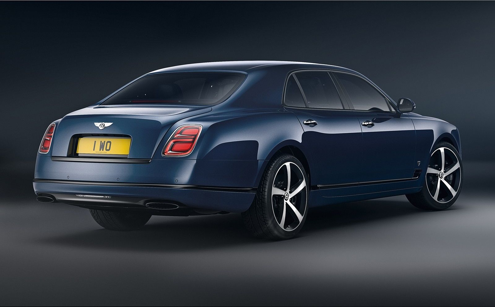 2020 Bentley Mulsanne 6.75 Edition by Mulliner Rear Three-Quarter Wallpapers (3)