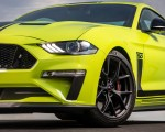 2020 Ford Mustang R-Spec (Color: Grabber Lime) Detail Wallpapers 150x120 (32)