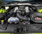 2020 Ford Mustang R-Spec (Color: Grabber Lime) Engine Wallpapers 150x120 (38)