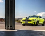 2020 Ford Mustang R-Spec (Color: Grabber Lime) Front Three-Quarter Wallpapers 150x120 (28)