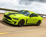 2020 Ford Mustang R-Spec (Color: Grabber Lime) Front Three-Quarter Wallpapers 150x120 (2)