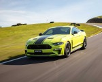 2020 Ford Mustang R-Spec (Color: Grabber Lime) Front Three-Quarter Wallpapers 150x120 (3)