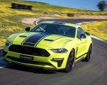 2020 Ford Mustang R-Spec (Color: Grabber Lime) Front Three-Quarter Wallpapers 150x120 (5)