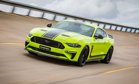 2020 Ford Mustang R-Spec Wallpapers HD