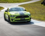 2020 Ford Mustang R-Spec (Color: Grabber Lime) Front Three-Quarter Wallpapers 150x120 (15)