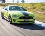 2020 Ford Mustang R-Spec (Color: Grabber Lime) Front Three-Quarter Wallpapers 150x120 (6)