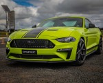 2020 Ford Mustang R-Spec (Color: Grabber Lime) Front Wallpapers 150x120 (31)