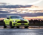 2020 Ford Mustang R-Spec (Color: Grabber Lime) Front Wallpapers 150x120 (25)