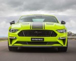 2020 Ford Mustang R-Spec (Color: Grabber Lime) Front Wallpapers 150x120 (18)