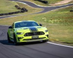 2020 Ford Mustang R-Spec (Color: Grabber Lime) Front Wallpapers 150x120 (9)