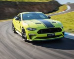 2020 Ford Mustang R-Spec (Color: Grabber Lime) Front Wallpapers 150x120 (10)