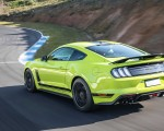 2020 Ford Mustang R-Spec (Color: Grabber Lime) Rear Three-Quarter Wallpapers 150x120 (20)