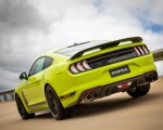 2020 Ford Mustang R-Spec (Color: Grabber Lime) Rear Three-Quarter Wallpapers 150x120 (11)