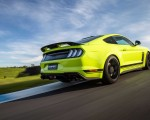 2020 Ford Mustang R-Spec (Color: Grabber Lime) Rear Three-Quarter Wallpapers 150x120 (12)