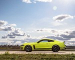 2020 Ford Mustang R-Spec (Color: Grabber Lime) Side Wallpapers 150x120 (27)