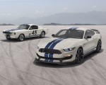2020 Ford Mustang Shelby GT350 Heritage Edition Package Front Three-Quarter Wallpapers 150x120 (7)