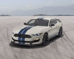 2020 Ford Mustang Shelby GT350 Heritage Edition Package Front Three-Quarter Wallpapers 150x120 (1)