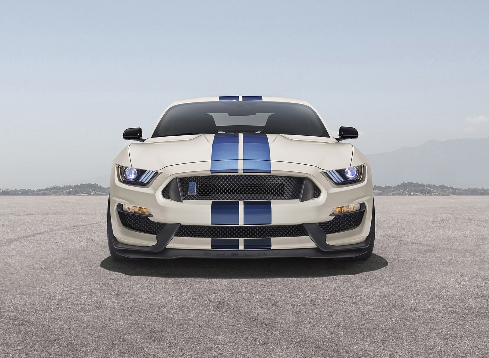2020 Ford Mustang Shelby GT350 Heritage Edition Package Front Wallpapers (3)