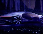 2020 Mercedes-Benz VISION AVTR Concept Front Three-Quarter Wallpapers 150x120 (27)