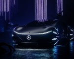 2020 Mercedes-Benz VISION AVTR Concept Front Wallpapers 150x120 (29)