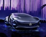 2020 Mercedes-Benz VISION AVTR Concept Front Wallpapers 150x120 (17)