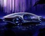 2020 Mercedes-Benz VISION AVTR Concept Rear Three-Quarter Wallpapers 150x120 (18)